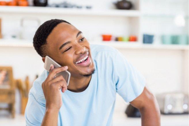 Le forfait le moins cher du moment est proposé par Auchan Telecom. © Shutterstock