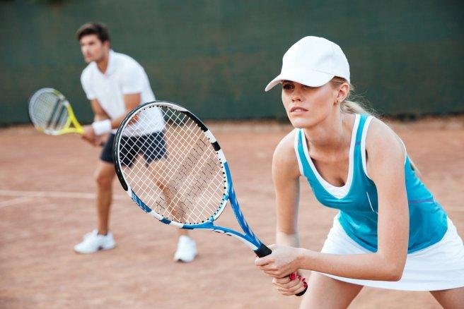 Le tennis a l'avantage d'être un sport particulièrement complet.