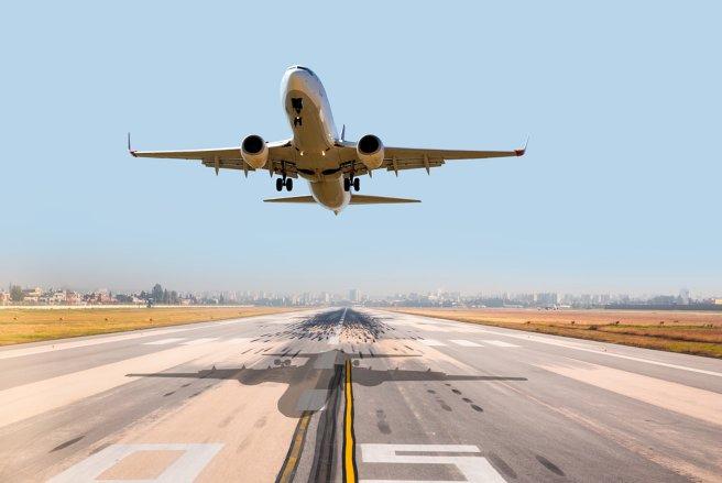Plus d'un millier de vols devraient être impactés. (c) Shutterstock