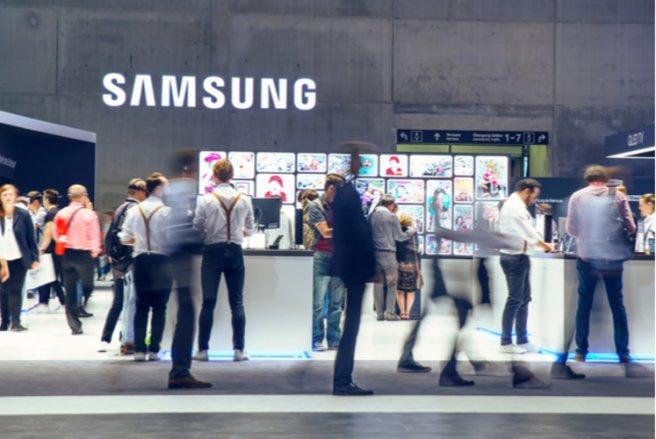 Le Samsung J2 Pro est pour l'instant destiné au marché sud-coréen. © Shutterstock