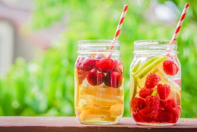 Buvez 5 fruits et légumes par jour !