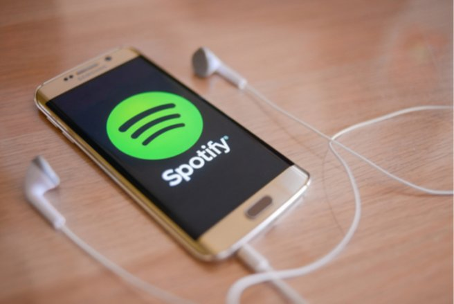 Le site Spotify a lancé une offre promotionnelle sur son abonnement Premium - © Shutterstock
