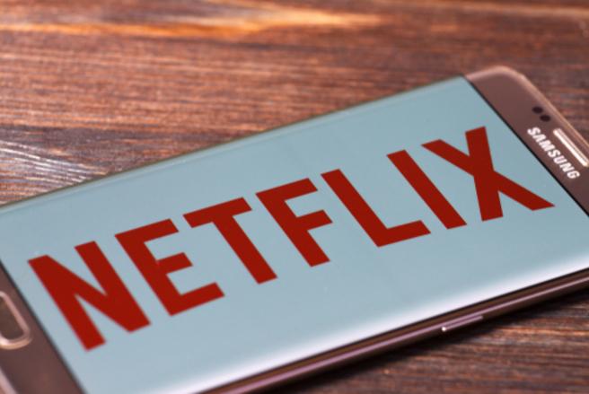 Le délai de diffusion d'un film sur Netflix pourrait passer de 36 à 17 mois.© Shutterstock