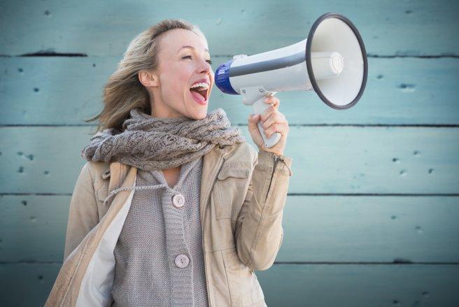 Il faudrait parler de soi à la deuxième ou à la troisième personne pour une meilleure efficacité. © Shutterstock