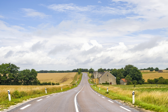 Le but est de pallier lemanque évident de transports en commun dans certains villages. © Shutterstock