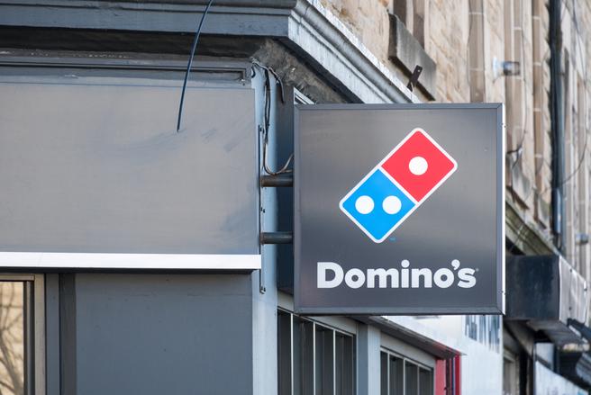 Domino's Pizza compte 144 restaurants en Russie. © Shutterstock