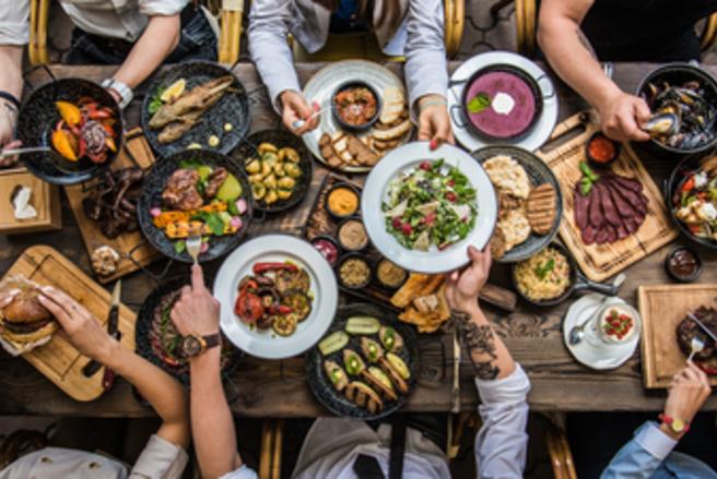 L'une des tendances fooding de l'année 2019, c'est la paille comestible. Fini le plastique ! © Shutterstock