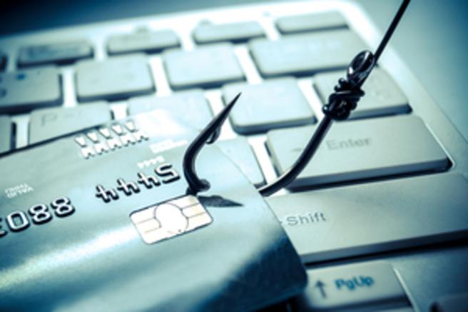 On a recensé plus de deux millions de victimes de phishing, en France, en 2015. © Shutterstock