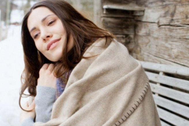 © Shutterstock / Gardez le sourire, même lorsqu'il fait froid !