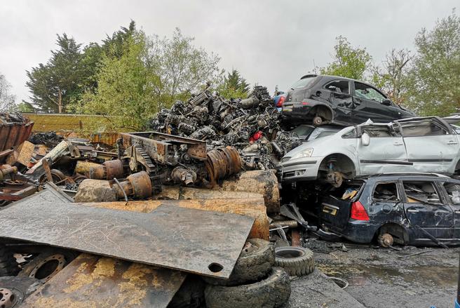 La prime à la casse pour les voitures diesel est supprimée pour les foyers imposables. © Shutterstock
