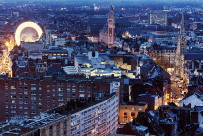 Après Lille « Capitale européenne de la culture » en 2004, voici venir Lille Métropole 2020, « Capitale du design ». © Shutterstock