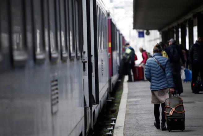 Les SNCF prévoit des mesures de remboursement pour les passagers des lignes Intercités. © Shutterstock