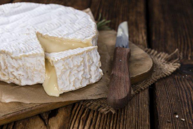 Le camembert reste l'un des fromages préférés des Français. © Shutterstock