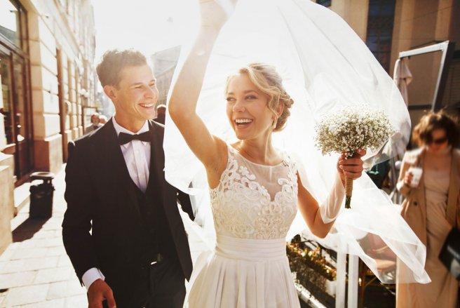 Combien faut-il dépenser pour le jour de son mariage ? © Shutterstock