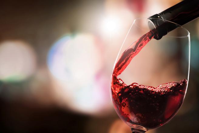 Un petit verre de vin n'est jamais anodin. © Shutterstock