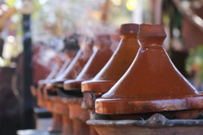 Comment faire un tajine traditionnelle ? © Shutterstock