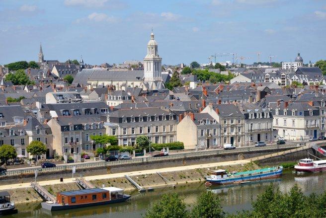 Angers décroche la palme de la ville la plus verte de France. © Shutterstock