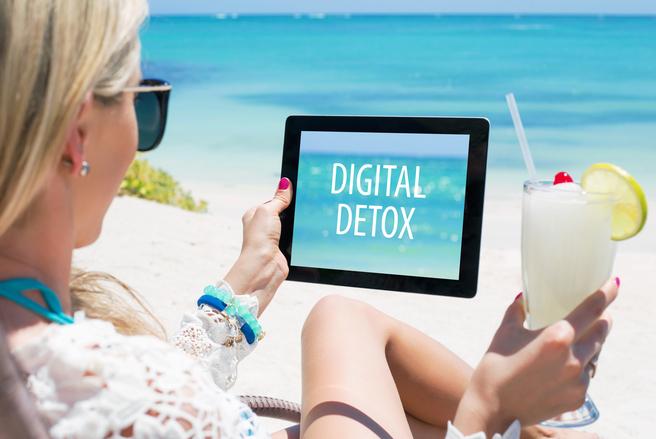 Concept venu d'outre-Atlantique, la digital détox permet de se libérer efficacement de l'emprise du téléphone portable et de se recentrer sur l'essentiel.