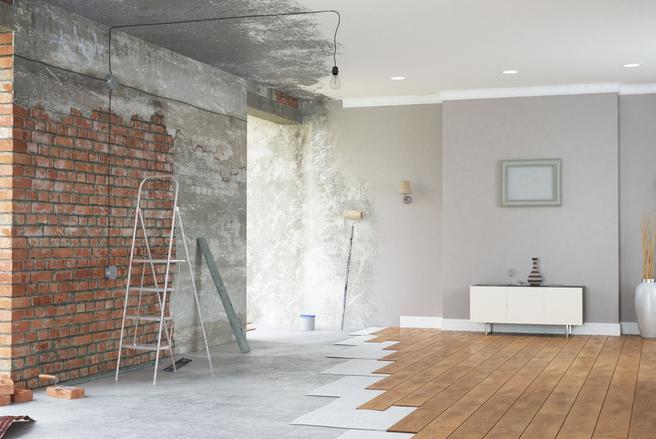 Un Français sur deux estime que son logement devrait être rénové. © Shutterstock
