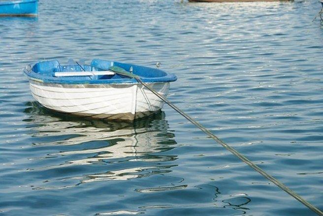 La pêche à la barque