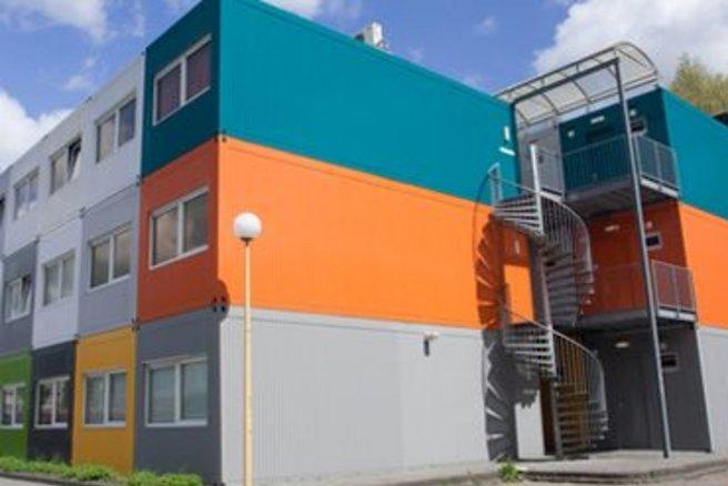 Maison container la nouvelle tendance pour un habitat conomique - Construction en container ...