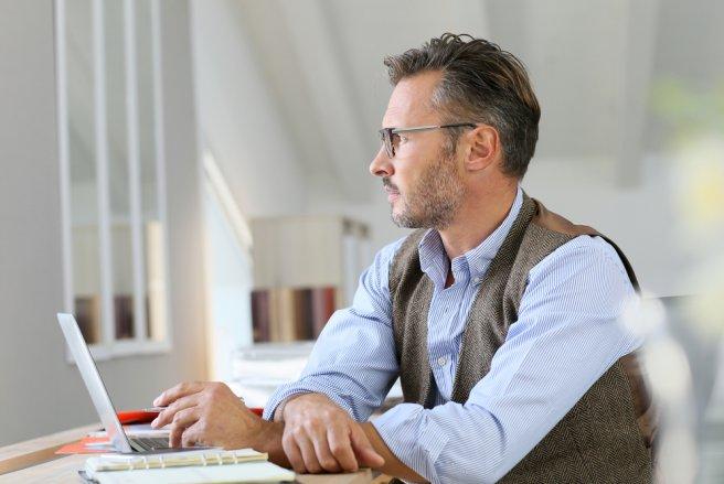 Une patronne gagne beaucoup moins qu'un patron. © Shutterstock
