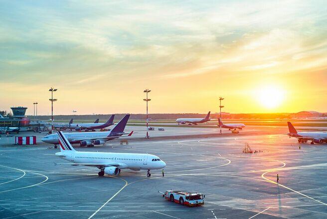 Les compagnies les moins sûres n'ont pas le droit de voler dans l'espace aérien européen et américain. © Shutterstock