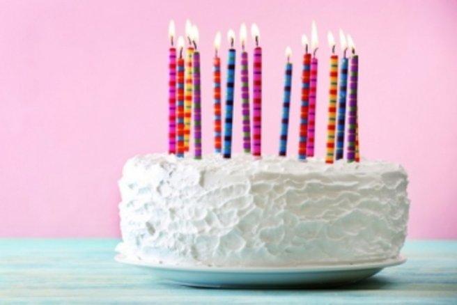 © Shutterstock / Nos idées de recettes de gâteaux d'anniversaire