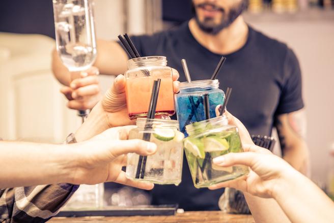 Ne pas consommer d'alcool durant un mois peut avoir des effets bénéfiques sur votre corps. © Shutterstock
