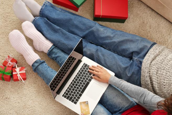 59% des Français sont moins vigilants sur Internet lors de la période de Noël. © Shutterstock