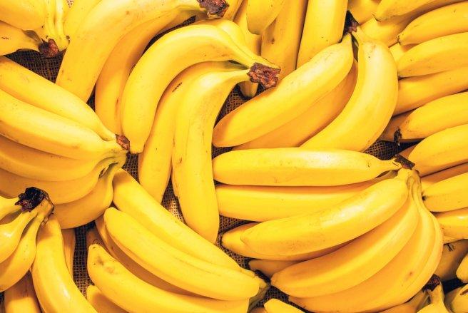 En 20 ans, 100 000 hectares de bananes ont déjà été ravagés par ce champignon, selon les scientifiques. © Shutterstock