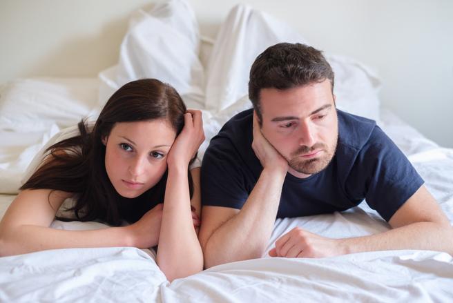 En cas de troubles de l'érection de votre conjoint, il y a des phrases à ne surtout pas prononcer.