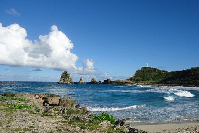 Vacances sur les plages de Guadeloupe
