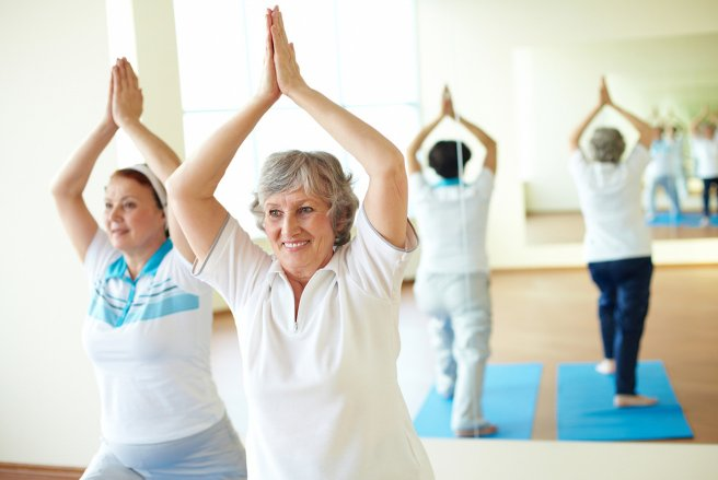 Le sport, une alternative efficace au traitements hormonaux. © Shutterstock
