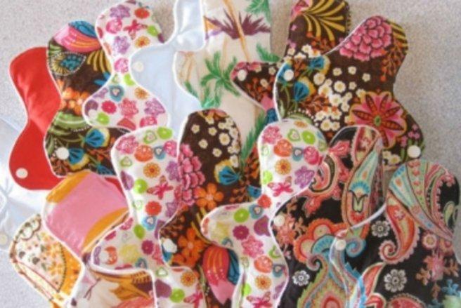 Image : Shutterstock / La serviette lavable, une alternative écologique et économique