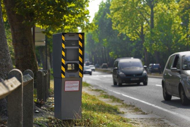 Les salariés sont plus prudents dans leur voiture de société. © Shutterstock