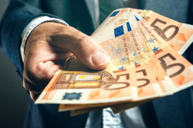 Ces faux billets seraient arrivés en France en décembre dernier. © Shutterstock