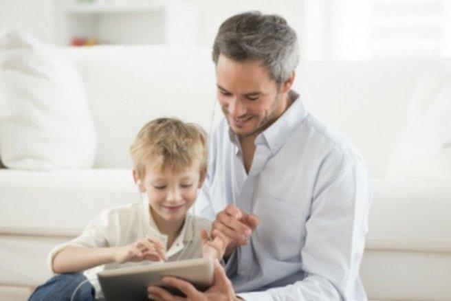 Test de paternité @Shutterstock