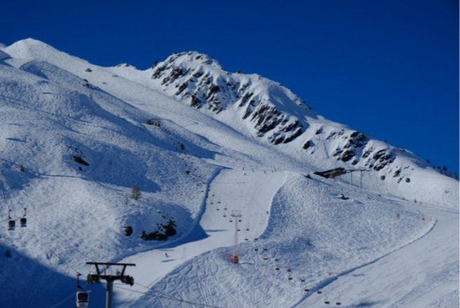 La station de Chamonix-Mont-Blanc est l'une des plus recherchées sur le web. © Shutterstock