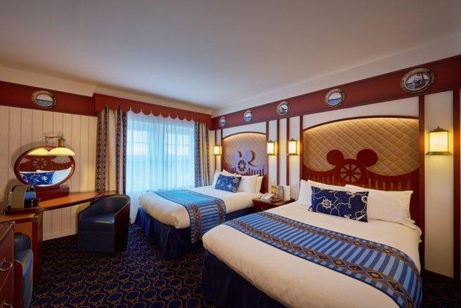 Hôtel Disney's Newport Bay Club