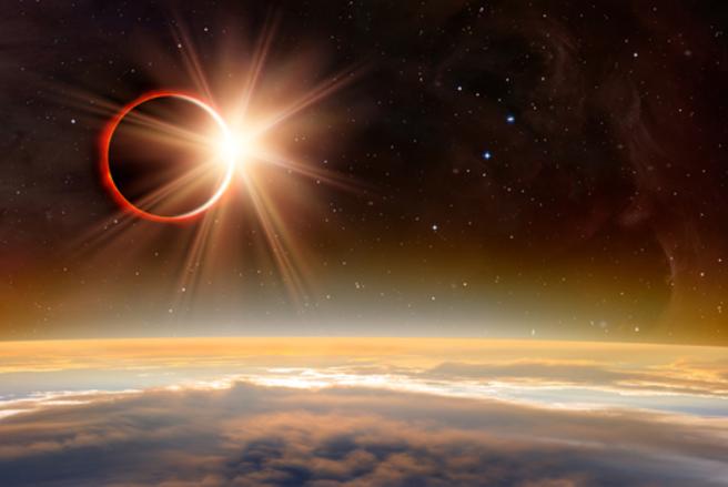 eclipse lunaire juillet 2019