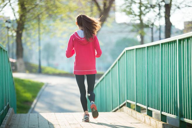 La marche et la course à pied sont bénéfiques pour la santé
