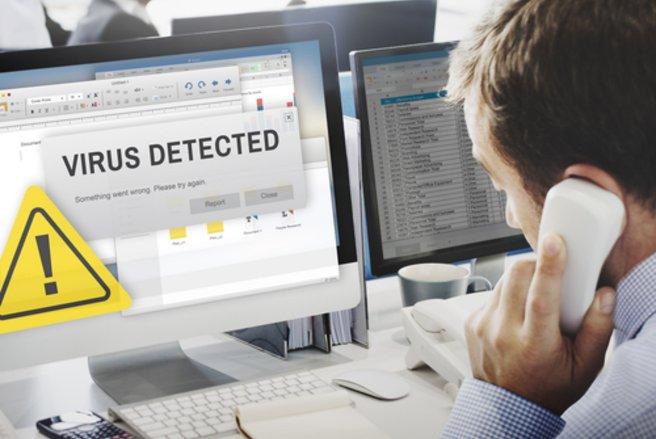 Les pirates incitent les utilisateurs à cliquer sur de fausses vidéos pour installer à leur insu des logiciels malveillants. © Shutterstock