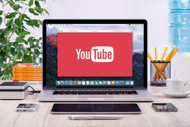 En juillet 2018, YouTube comptait 1,9 milliard d'utilisateurs actifs dans le monde. © Shutterstock