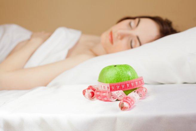 Le sommeil est le meilleur allié de votre régime.