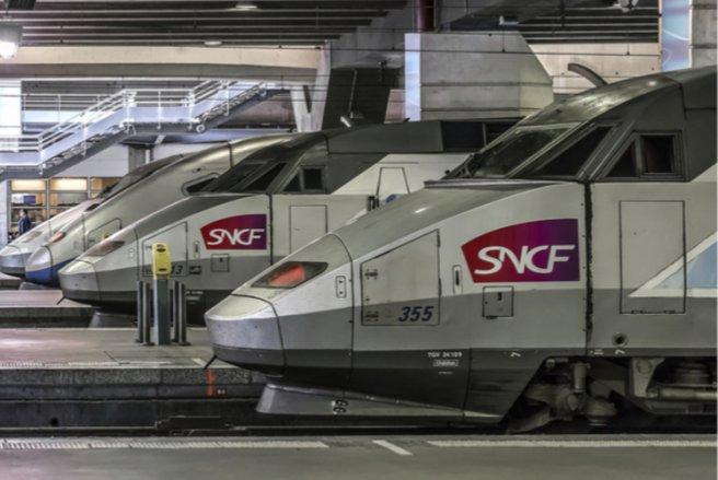 La panne survenue gare Montparnasse a quasiment duré une journée entière. © Shutterstock