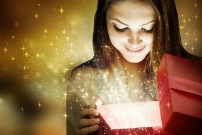 Recevoir le cadeau idéal @Shutterstock