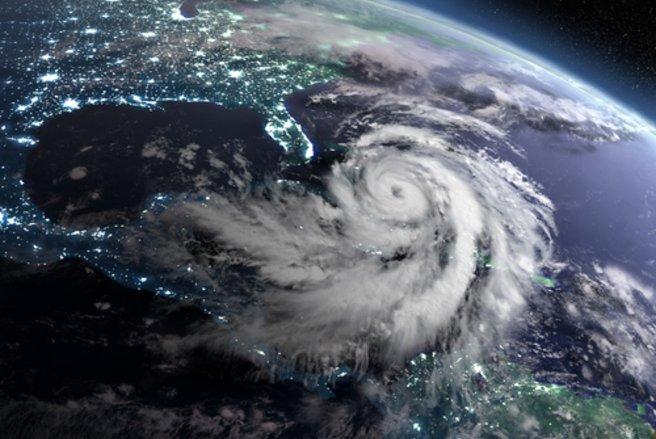 Les tempêtes tropicales en France métropolitaine ne sont pas impossibles. © Shutterstock