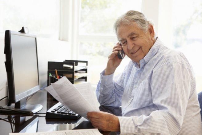 Le poids des retraites dans l'économie ne sera que de 0,1 % du PIB au lieu des 0,4% prévus initialement. © Shutterstock