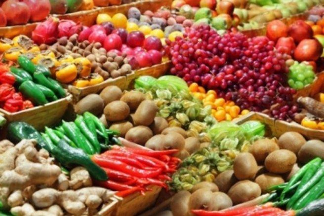 Restez en bonne santé grâce à des aliments frais et colorés